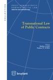 Mathias Audit et Stephan-W Schill - Transnationalization of Public Contracts.