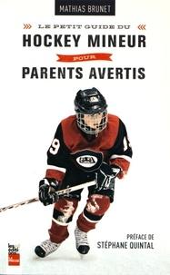 Checkpointfrance.fr Le petit guide du hockey mineur pour parents avertis Image