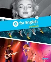 Mathias Degoute - E for english 3e A2 B1 workbook.