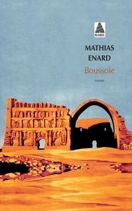 Boussole - Mathias Enard pdf epub