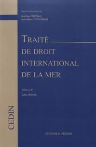 Alixetmika.fr Traité de droit international de la mer Image