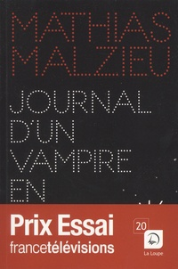 Mathias Malzieu - Journal d'un vampire en pyjama.