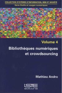 Histoiresdenlire.be Outils et usages numériques - Volume 4, Bibliothèques numériques et crowdsourcing Image