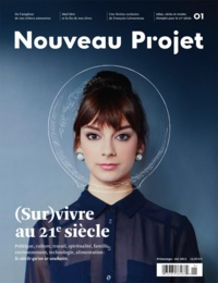 Mathieu Arsenault et Monia Chokri - Nouveau Projet 01 - Printemps-été 2012.
