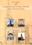 Mathieu Bertrand et Nicolas Chenut - Les églises paroissiales de Wallonie (1830-1940) - Sélection raisonnée de l'inventaire Volume 1, Province de Hainaut.