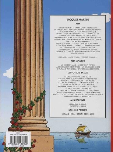 Alix Tome 36 Le serment du gladiateur