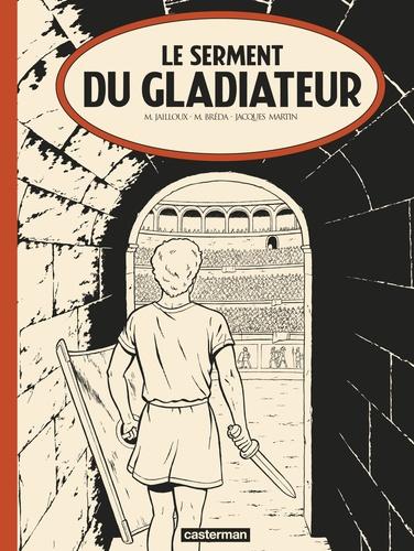 Alix Tome 36 Le serment du gladiateur -  -  Edition de luxe