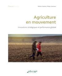 Checkpointfrance.fr Agriculture en mouvement - Innovations stratégiques et performance globale Image