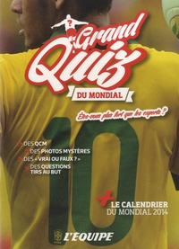 Galabria.be Grand quiz du mondial Image
