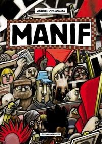 Mathieu Colloghan - Manif.