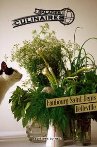 Mathieu Di Pace - Balades culinaires - Belleville-Faubourg Saint-Denis.