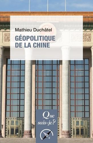 Géopolitique de la Chine 2e édition