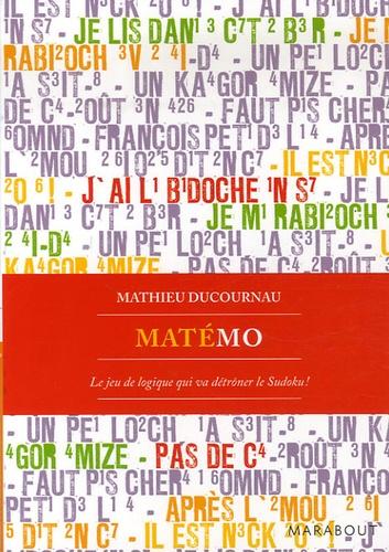 Mathieu Ducournau - Matémo.