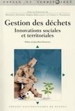 Mathieu Durand et Yamna Djellouli - Gestion des déchets - Innovations sociales et territoriales.