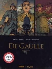 Mathieu Gabella - De Gaulle Coffret T01 à T03 : De Gaulle - Coffret T01 à T03.