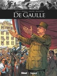 Mathieu Gabella et Christophe Regnault - De Gaulle Tome 3 : .
