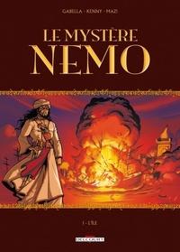 Mathieu Gabella et  Kenny - Le Mystère Nemo Tome 1 : L'Ile.