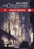 Mathieu Gaborit - Les nouveaux mystères d'Abyme Tome 1 : La cité exsangue.