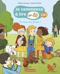 Mathieu Grousson et Séverine Cordier - Je commence à lire en BD - CE1  : Tu veux ma photo ?.