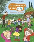 Mathieu Grousson et Sibylle Ristroph - Je commence à lire en BD - CP  : Au secours, ça gratte !.