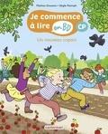 Mathieu Grousson et Sibylle Ristroph - Je commence à lire en BD - CP  : Un nouveau copain.