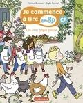 Mathieu Grousson et Sibylle Ristroph - Je commence à lire en BD - CP  : Un vrai papa poule.