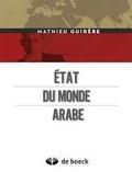 Mathieu Guidère - Etat du monde arabe.