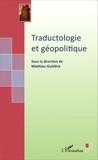 Mathieu Guidère - Traductologie et géopolitique.