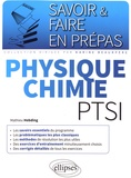 Mathieu Hebding - Physique-Chimie PTSI.