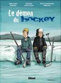 Mathieu Lampron et Hicham Absa - Le démon du hockey.