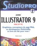 Mathieu Lavant - Illustrator 9. 1 Cédérom