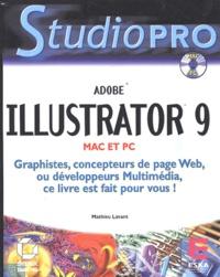 Illustrator 9 - Mathieu Lavant |