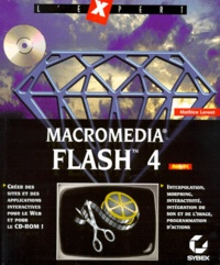 Accentsonline.fr MACROMEDIA FLASH 4. Pour MAC et PC, Avec CD-Rom Image