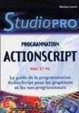 Mathieu Lavant - Programmation Actionscript - Mac et PC.