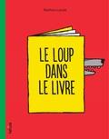 Mathieu Lavoie - Le loup dans le livre.