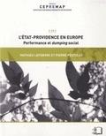Mathieu Lefebvre et Pierre Pestieau - L'Etat-providence en Europe - Performance et dumping social.