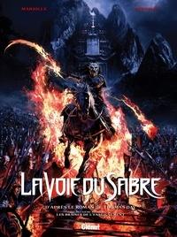 Mathieu Mariolle et Thomas Day - La Voie du Sabre - Tome 02 - Les braises de l'enseignement.