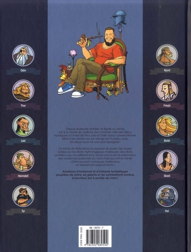 Nota Bene Tome 3 La Mythologie nordique