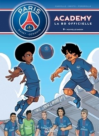 Goodtastepolice.fr PSG Academy Tome 9 Image