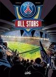 Mathieu Mariolle et Victor Drujiniu - PSG All Stars.