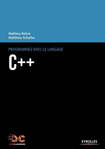 programmez avec le langage c   de mathieu nebra - livre