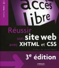 Blackclover.fr Réussir son site web avec XHTML et CSS Image