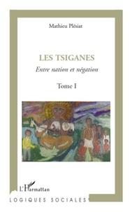 Mathieu Plésiat - Les Tsiganes - Tome 1 : Entre nation et négation.