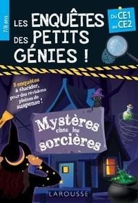 Mathieu Quénée - Mystères chez les sorcières - Du CE1 au CE2.