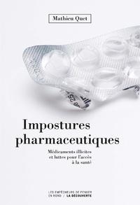 Galabria.be Impostures pharmaceutiques - Médicaments illicites et luttes pour l'accès à la santé Image