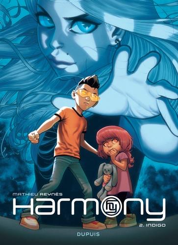 Harmony Tome 2 Indigo