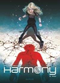 Mathieu Reynès - Harmony Tome 3 : Ago.