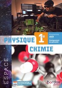 Mathieu Ruffenach et Thierry Cariat - Physique-Chimie 1re Espace - Enseignement de spécialité.