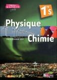 Mathieu Ruffenach et Sophie Decroix - Physique-Chimie 1re S - Manuel petit format, programme 2011.