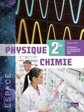 Mathieu Ruffenach et Thierry Cariat - Physique Chimie 2de ESPACE.
